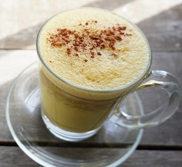 Turmeric Milk, immune system booster