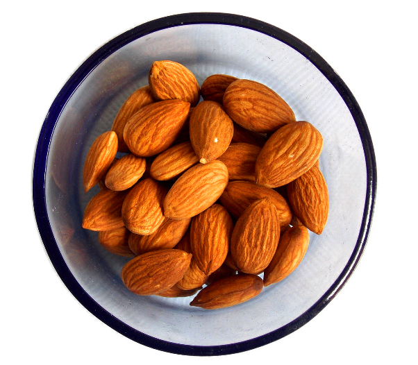 Almonds, immune system booster food
